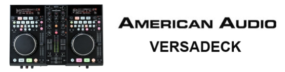American Audio Versadeck