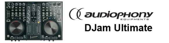 Audiophony DJam Ultimate