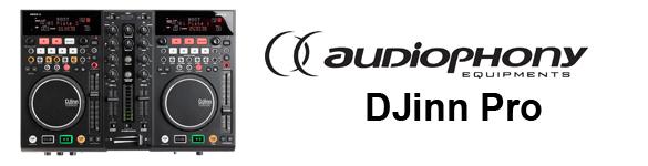 Audiophony DJinn Pro