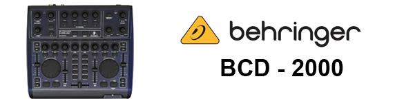 Behringer BCD 2000
