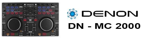 DJ ProMixer Denon MC-2000