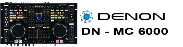 Denon MC-6000