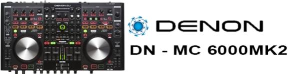 DJ ProMixer Denon MC-6000MK2