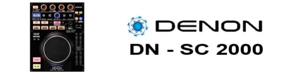 Denon SC-2000