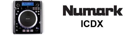 Numark ICDX