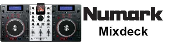 DJ ProMixer Numark Mixdeck