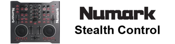 Numark Stealth Control