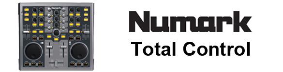 Numark Total Control