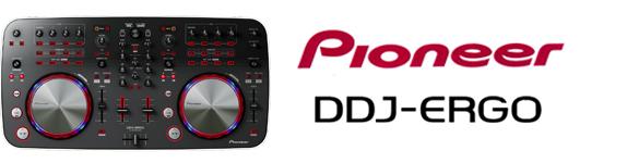 Pioneer DDJ Ergo