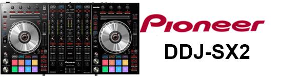 DJ ProMixer Pioneer DDJ-SX2