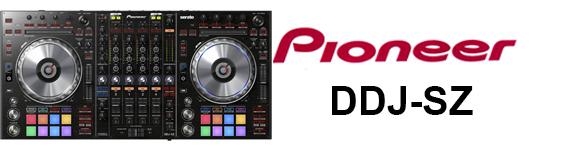 DJ ProMixer Pioneer DDJ-SZ