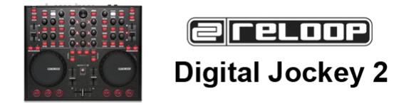 Reloop Digital Jockey 2