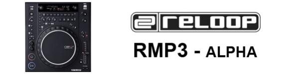 Reloop MP3-Alpha