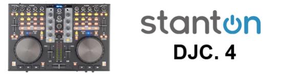 Stanton DJC-4