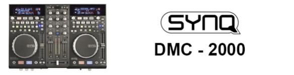 DJ DroMixer Synq DMC-2000