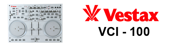 Vestax VCI - 100