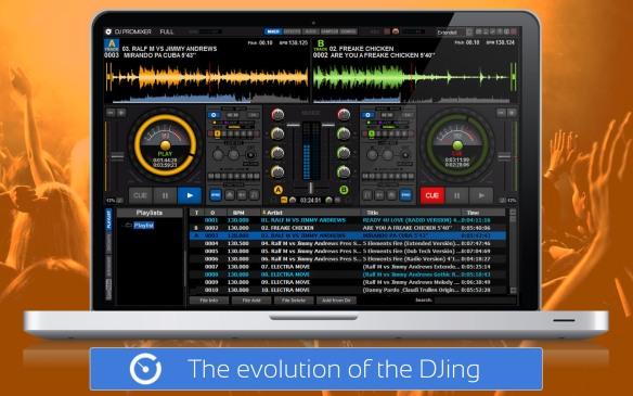 DJ ProMixer 2.0 Features