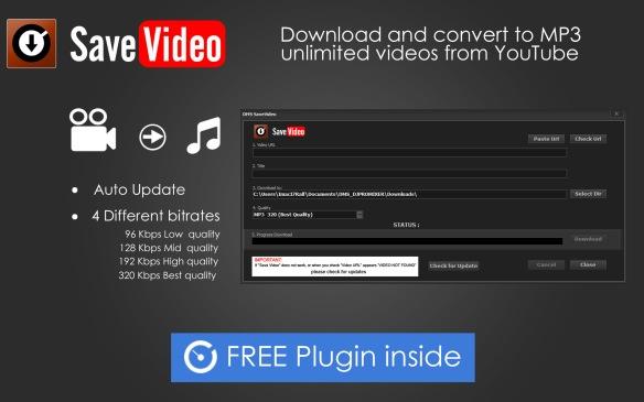 DJ ProMixer 2.0 Save Video