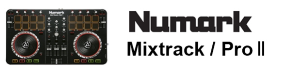 Numark Mixtrack - Pro 2