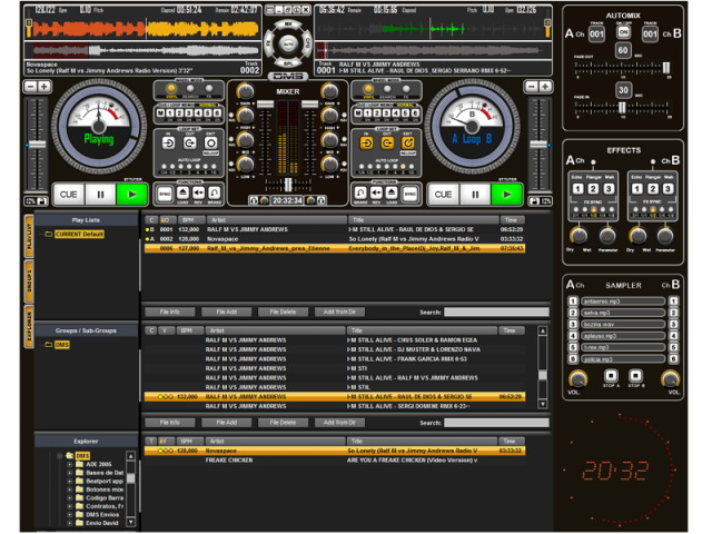 DJ ProMixer V 1.0