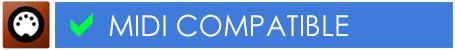 DJ ProMixer Midi Compatible
