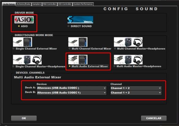 DJ ProMixer MIDI CD ASIO