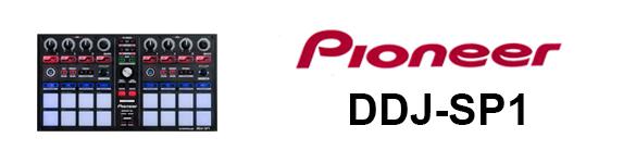 DJ ProMixer Pioneer DDJ-SP1