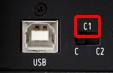 Zomo C1 MIDI Selector