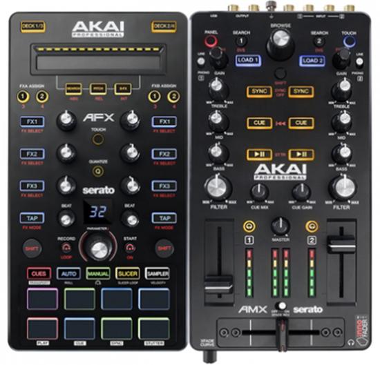 DJ ProMixer Akai AMX AFX