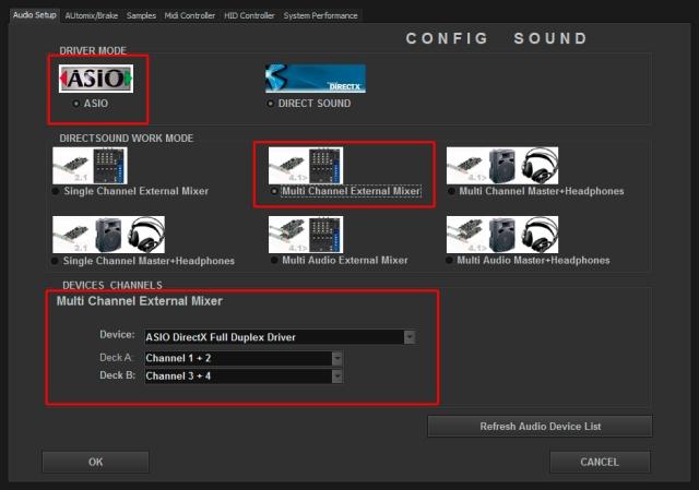 DJ ProMixer ASIO Hercules DJ Console RMX 2_2
