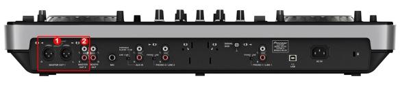 Audio Connection Pioneer XDJ-R1