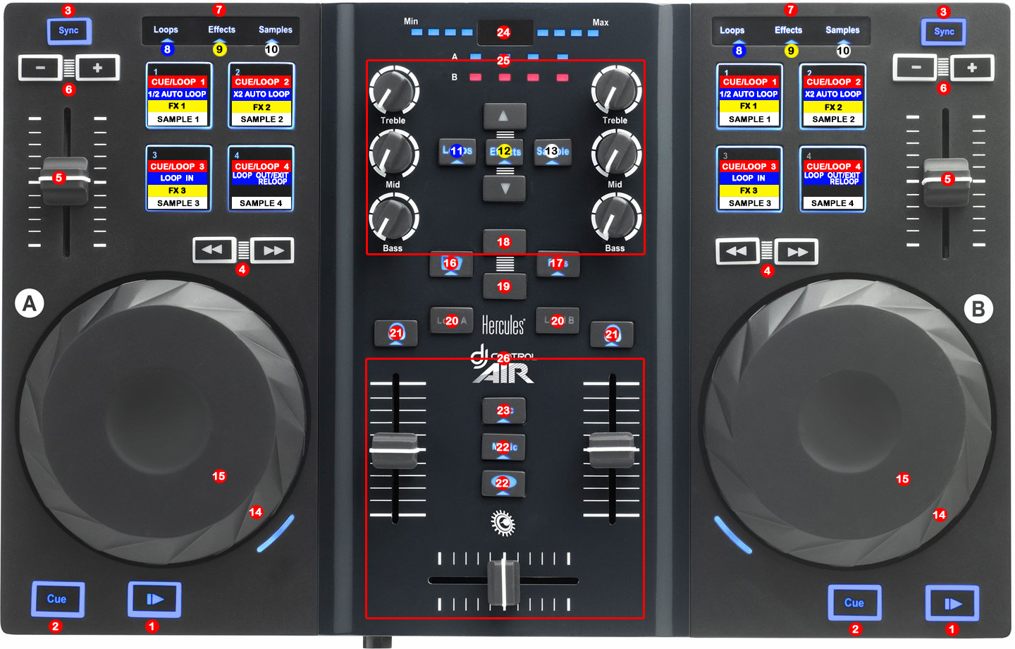 Hercules DJ Control AIR Sound Treiber Windows 10