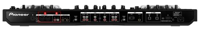 DJ ProMixer Pioneer DDJ-SZ_audio_connections