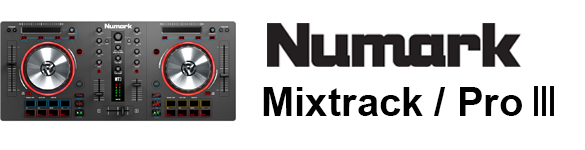 Numark Mixtrack - Pro 3