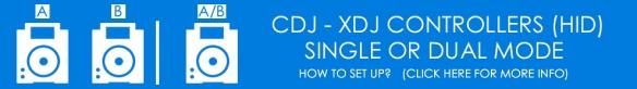 DJ ProMixer CDJ - XDJ Set Up