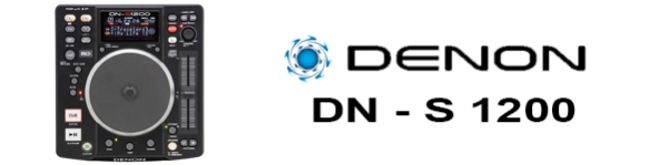 DJ ProMixer Denon DN-S 1200