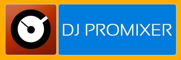 DJ ProMixer Logo 1