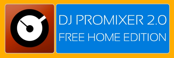 DJ ProMixer Logo 2