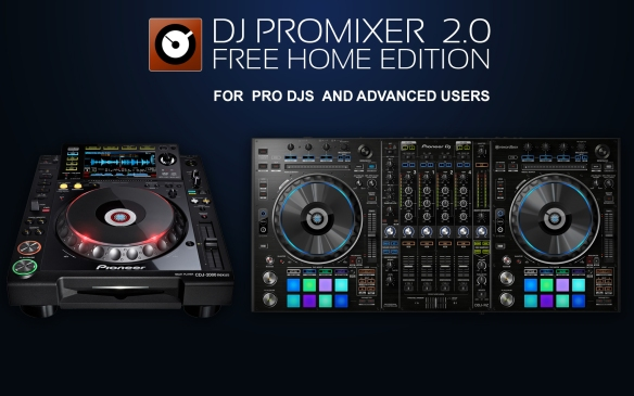 DJ ProMixer Compatible Controllers