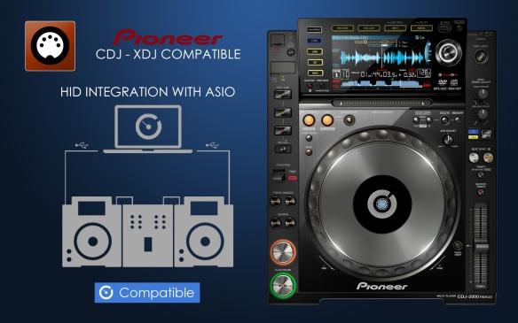 DJ ProMixer Pioneer CDJ - XDJ Compatible