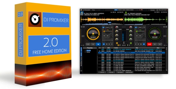 DJ ProMixer 2.0 Download